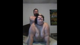 Riding face and dick and taking it from behind