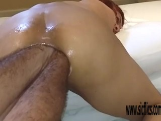 Picture of Double anal fisting amateur Brazilian MILF