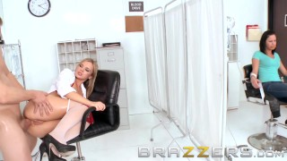 Bree donate mark care brazzers ashley olson some fluid to doctoradventures doggy