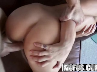 MOFOS - Amber Cox - Camera Shy, Cock Hungry
