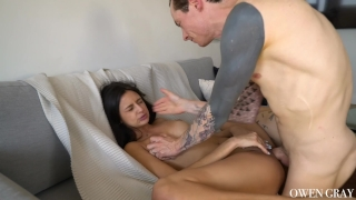 Eliza Ibarra Intense Creampie Fuck Tape Young homemade