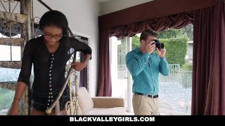 Guy girl fucks blackvalleygirls black nerdy square facial cowgirl