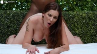 Big Titty MILF Rides Black Guy Until He Cum Inside Of Her