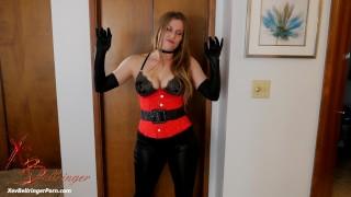 Seductive Spy's Orgasmic Interrogation 4k