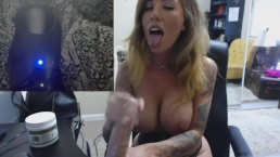 JOI forcing me to cum