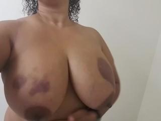Bouncy Bruised Boobs