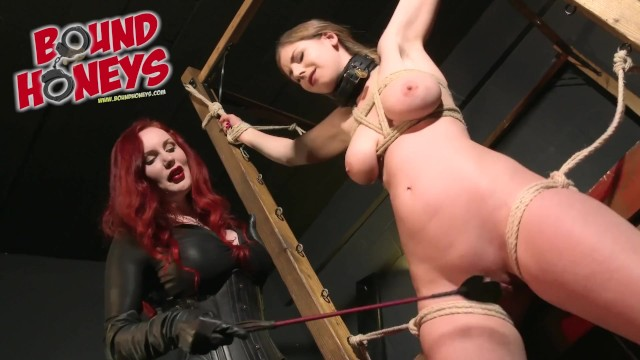 Bdsm mistress sessions - Breaking in stella cox - slave session ft mistress hel 4k trailer