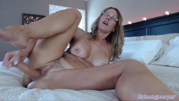Hot Mom Anal Private Show On Cam Jess Ryan Milf Camgirl