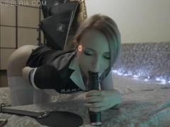 : Detroit: Become Human. Kara fucking hard