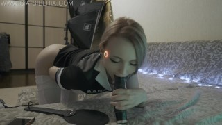 Human hard kara fucking become detroit masturbate adult