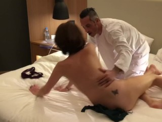 Intense Fuck in the Hotel Room