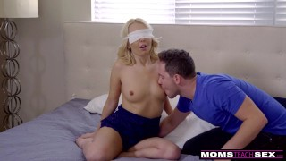 Horny Boy Tricks Step Mother Into Handjob And Hot Fuck S8:E5 Boobs dark