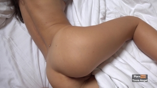 Fucking My Hot Roommate In The Morning POV 4K Solo petite