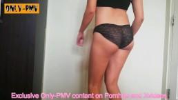 PMV Mark Ronson - Uptown Funk   Teen shows her perfect ass when she dances