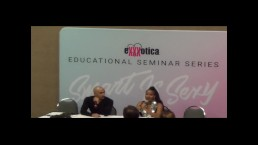 King Noire Seminar with Jiggy Jaguar Exxxotica Expo 2018