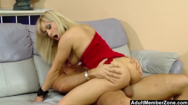 Lucious MILF Fucks him Good and Hard