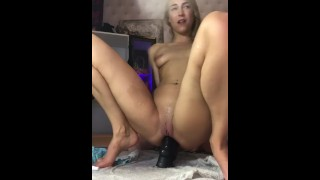 Take it deep Trans tgirl