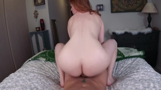 Stuffed MILF creams all over My cock 4K **PAWG** FULL VID Teen tits