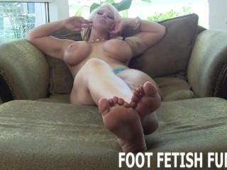 Feet Porn And Femdom Foot Fetish Videos