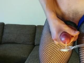 FistingFemboyAlex - Tasting My Own Cum
