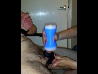 Preview 6 of Teasing and cumming after 2 weeks of edging