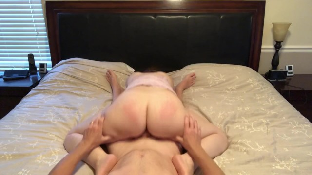Thick Ass Pawg Reverse Cowgirl