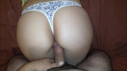 Fucking step sister big perfect ass POV