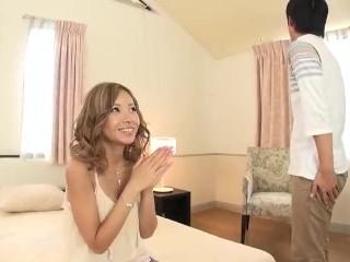 【無】95㎝の誘惑 松すみれ Sumire Matsu