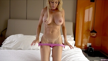 When the husband is away, the MILF will play! (Brandi Love)