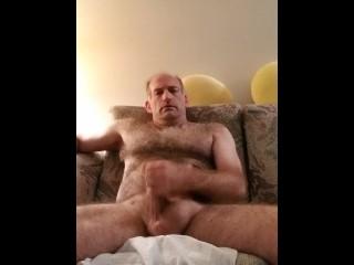Stroking big cock 4 u