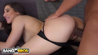 BANGBROS - PAWG Abella Danger Taking A Huge Black Dick In Her Big Ass