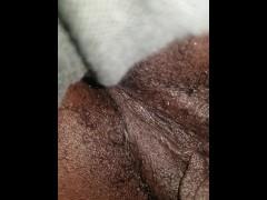Black transguy cum ftm pulsing