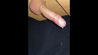 Perfectly Ruined Orgasm With Vibrator  vibrator kink ruined orgasm big cock masturbate cum gloryhole