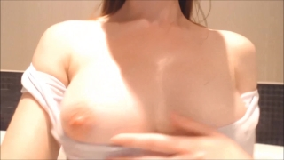 Bathtime girl boobs