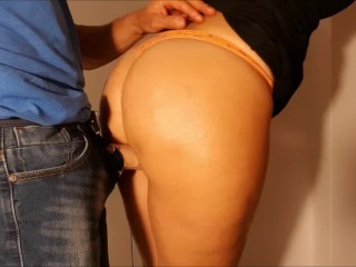 Wet Undies Pics And Video Rub His Cock, Drive Him Crazy And Finally Penetrates Me, Amateur Creampie
