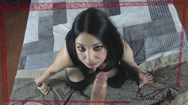 Asian ball jointed dolls buy - Dead_girl makes a long blowjob while smoking a big joint