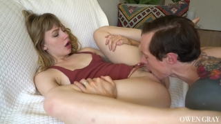 Rough and Passionate Sex with Ivy Wolfe Big big