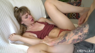 Rough and Passionate Sex with Ivy Wolfe Hardcore natural
