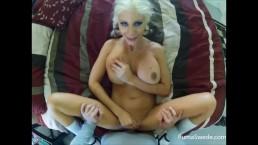 SpyCam Sucking and Fucking Puma Swede Blonde Big Tit MILF FUCKING