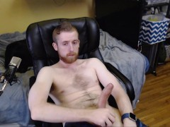 BIG UNCUT DICK CAM MODEL BUSTS NUT AND MOANS ON CHATURBATE ( FREAKYKNIGHT )