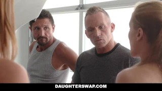 Dads is step each fucking others daughterswap fun daughterswap cum