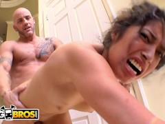 BANGBROS - Mexican Teen Lyla Love Takes Dick Like A Champ On Latina Rampage