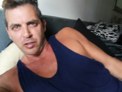 Tricked Male Celebrity Cory Bernstein to MASTURBATE and EAT his CUM for me