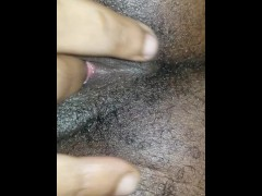 King Karleone fingering and edging