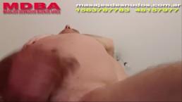 MASAJISTA SEXUAL GARCHA A CLIENTE