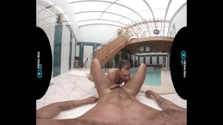 VirtualRealGay.com - Lets celebrate II Fucking cock