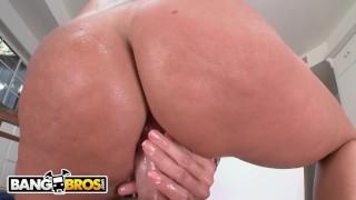 BANGBROS - Big Titty MILF Ava Addams Gets Anal Slammed By Mike Adriano