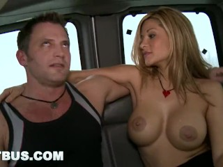 Picture of BAIT BUS - Straight Bait Brenden Cage Wants Pussy, Gets Gay Ass Instead