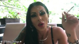 Mistress Kennya: The public humiliation of My puppy bitch (4) Trailer