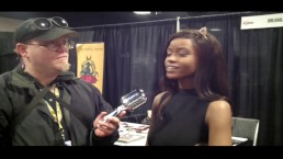 Jezabel Vessir w Jiggy Jaguar Denver co Exxxotica 2018